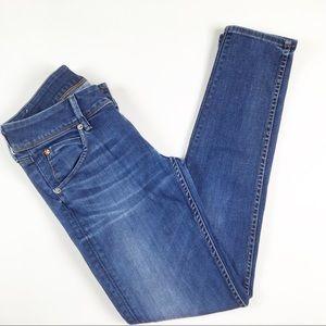 Hudson Collin Flap Skinny Jean Size 28